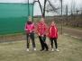 Tennisles jeugd 16 maart 2013
